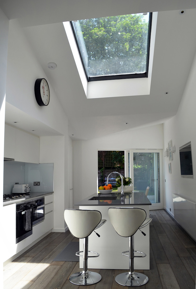 South Hill Park Belsize Architects Kitchen