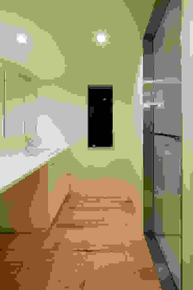 浴室・洗面脱衣室 オリジナルスタイルの お風呂 の hm+architects 一級建築士事務所 オリジナル