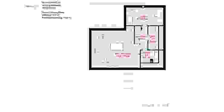 Projekt domu HomeKONCEPT-29 od HomeKONCEPT | Projekty Domów Nowoczesnych Nowoczesny