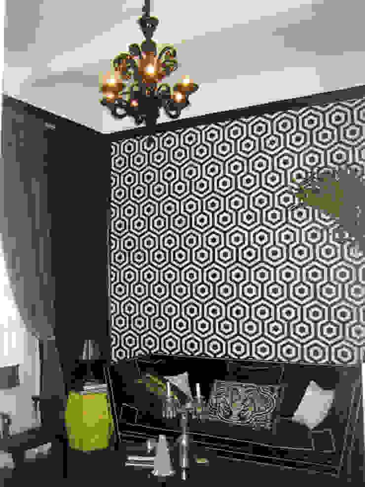 Balmori Decor Salones clásicos de Erika Winters Design Clásico