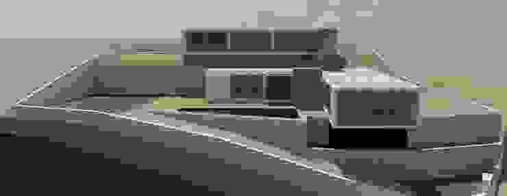 """Moradia Unifamiliar """"VHP"""" por Traço M - Arquitectura Moderno"""