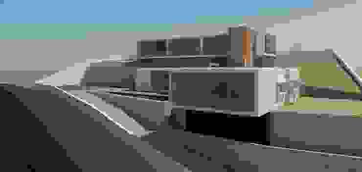 Moradia Unifamiliar <q>VHP</q> por Traço M - Arquitectura Moderno