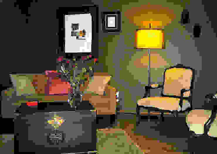 Polanco Decor Salones clásicos de Erika Winters Design Clásico