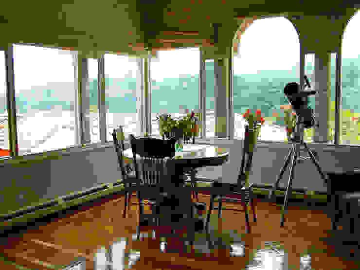 Contadero Decor Estudios y despachos modernos de Erika Winters Design Moderno