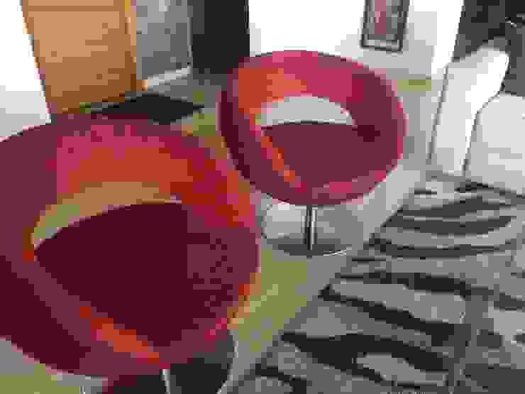 Proyecto Los Dos Caminnos Salas de estilo moderno de THE muebles Moderno