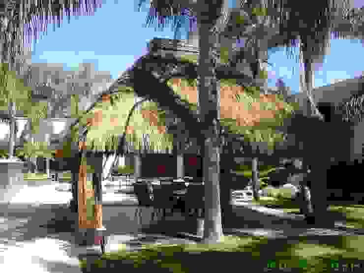 Bugambilias Balcones y terrazas tropicales de Arki3d Tropical