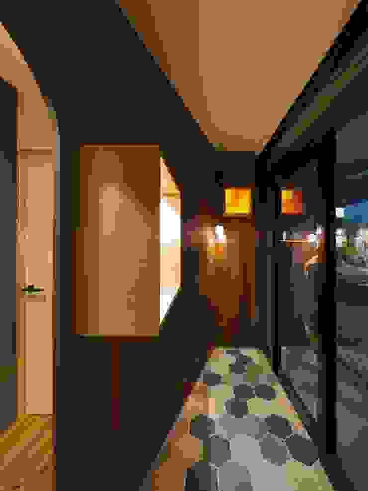 6th studio / 一級建築士事務所 スタジオロク Modern clinics Wood