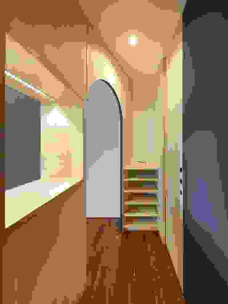 6th studio / 一級建築士事務所 スタジオロク Modern clinics Plywood