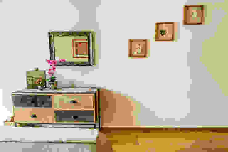 Choapan Decor by Erika Winters®Design Спальня в эклектичном стиле от Erika Winters® Design Эклектичный