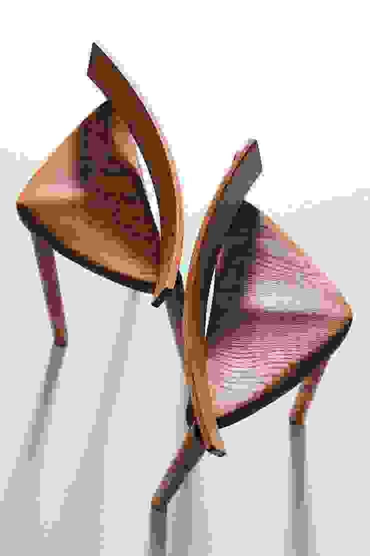 家具SHOP バーズ & 工房ボーボワ 客廳凳子與椅子 木頭