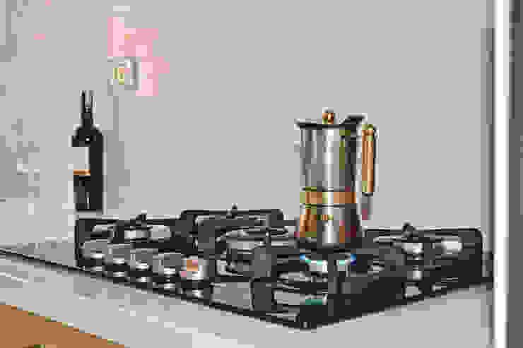 Cocina Cocinas de estilo clásico de Loft estudio C.A. Clásico Cuarzo