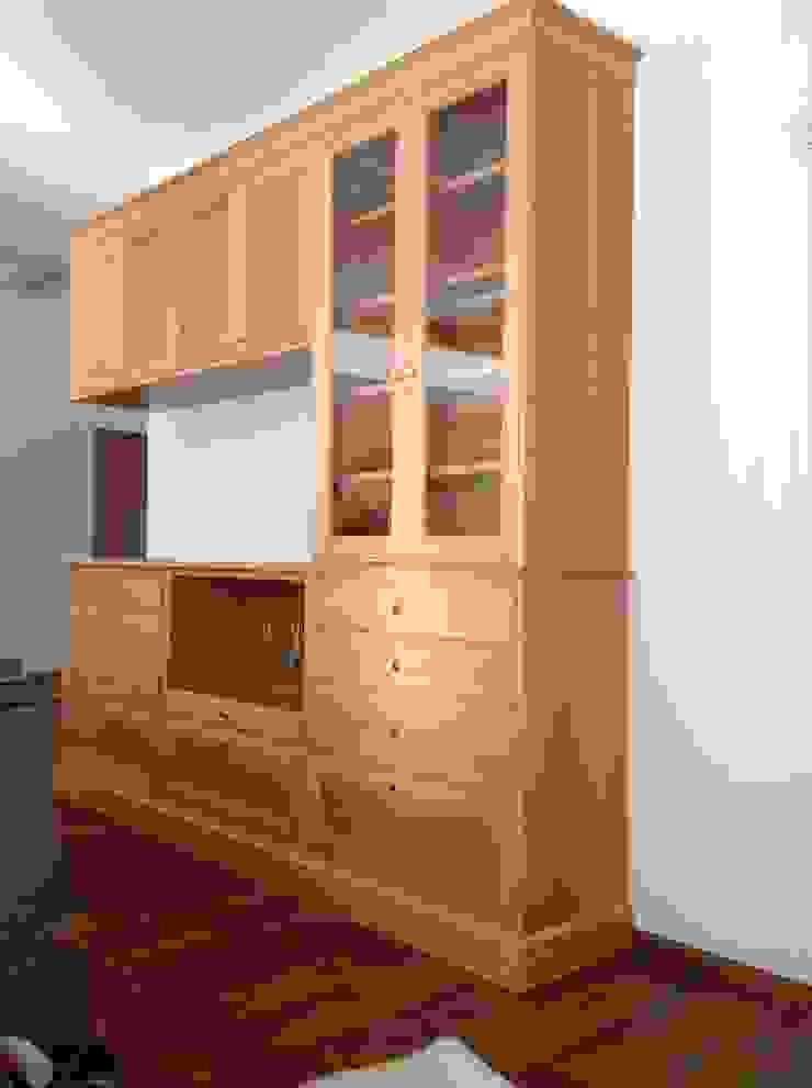 家具SHOP バーズ & 工房ボーボワ 餐廳櫥櫃 木頭