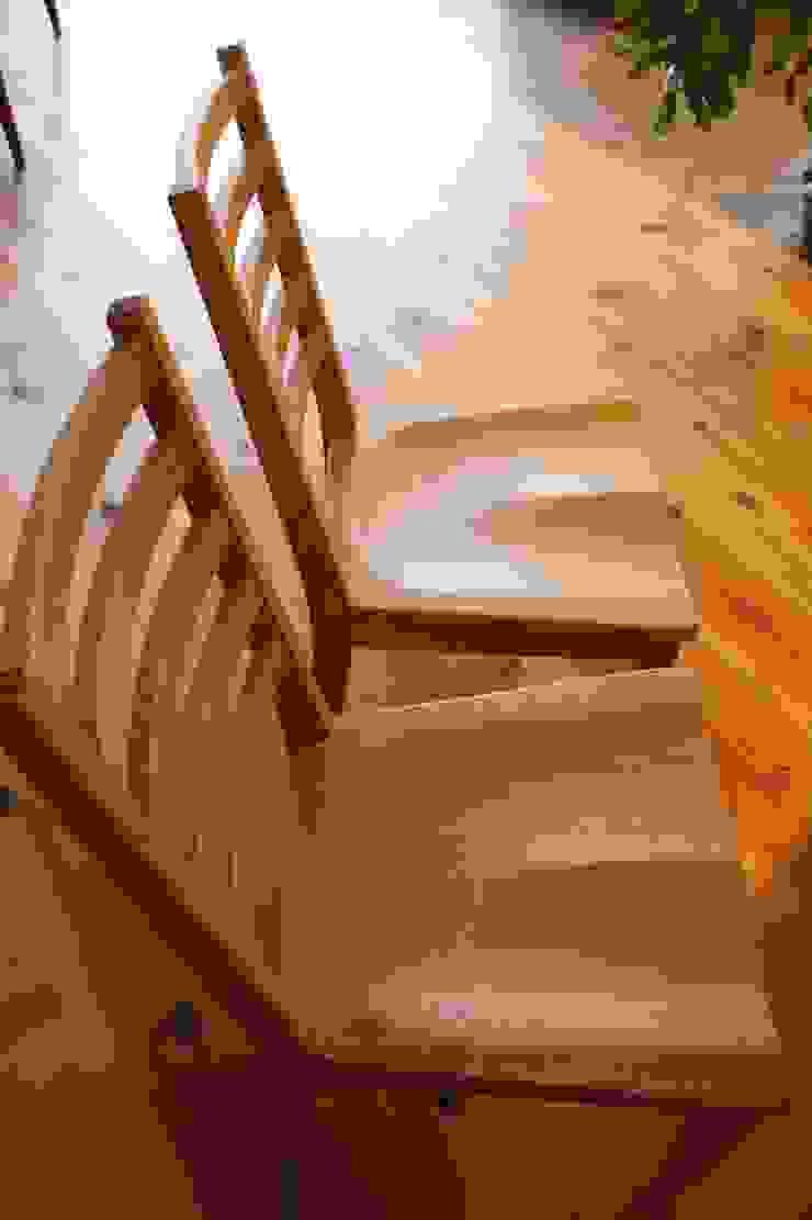 家具SHOP バーズ & 工房ボーボワ 餐廳椅子與長凳 木頭