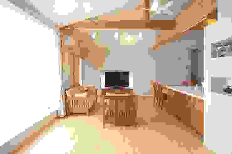 家具SHOP バーズ & 工房ボーボワ 室內景觀 木頭