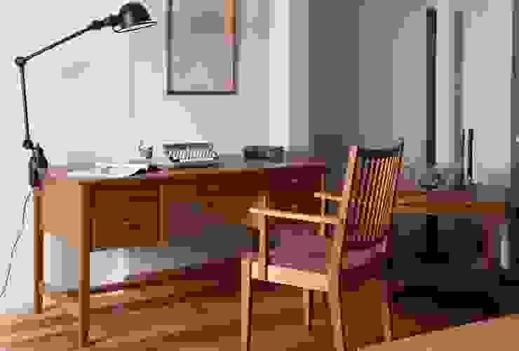 家具SHOP バーズ & 工房ボーボワ 書房/辦公室桌子 木頭