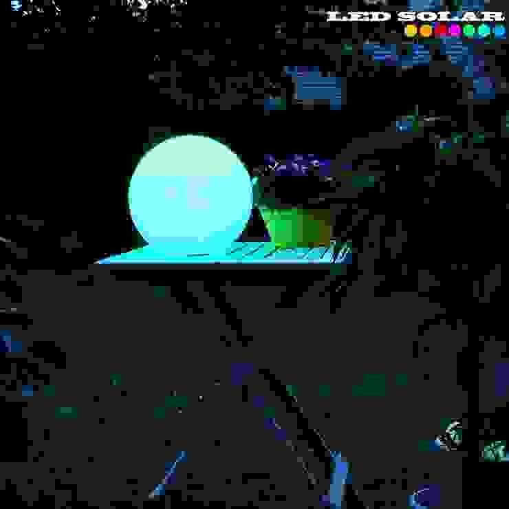Solar - Licht - Inspiration für Haus und Garten arcotec GmbH GartenBeleuchtung Plastik Mehrfarbig