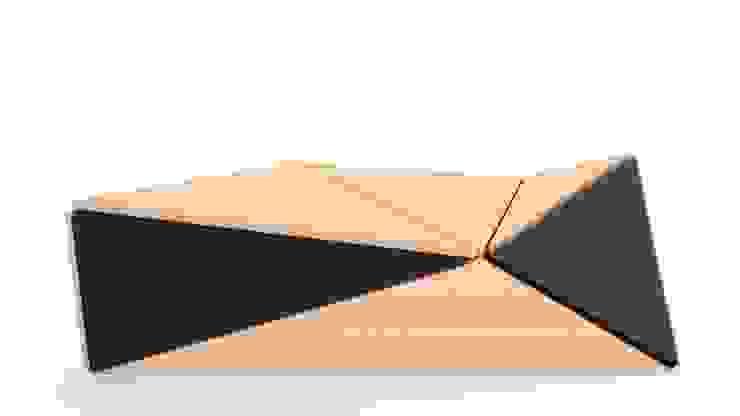 Banca Dynamo modelo 003 de GZ2 Arquitectura Moderno Madera Acabado en madera