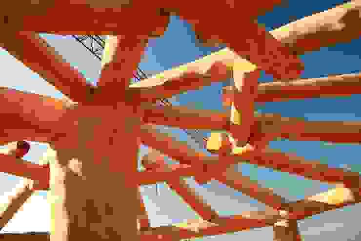 Altana w Nakle nad Notecią od Organica Design & Build