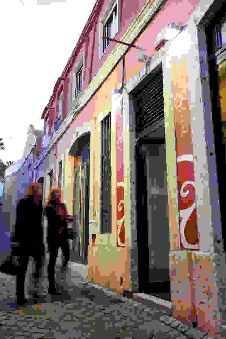 RESTAURANTE ENOTECA DE BELÉM por fernando piçarra fotografia Eclético