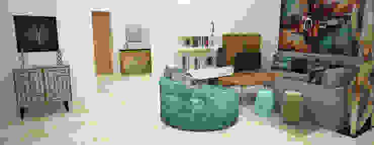 Sala de Estar por Atelier Ana Leonor Rocha