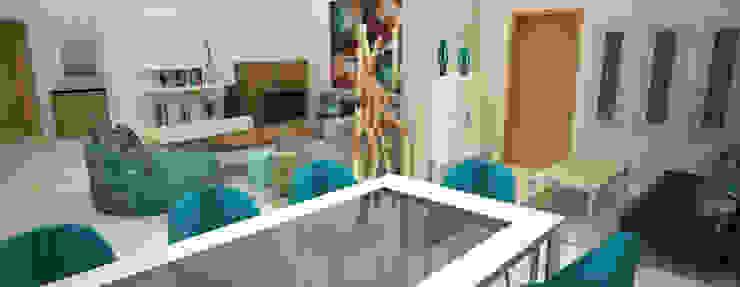 Casa de Jantar por Atelier Ana Leonor Rocha