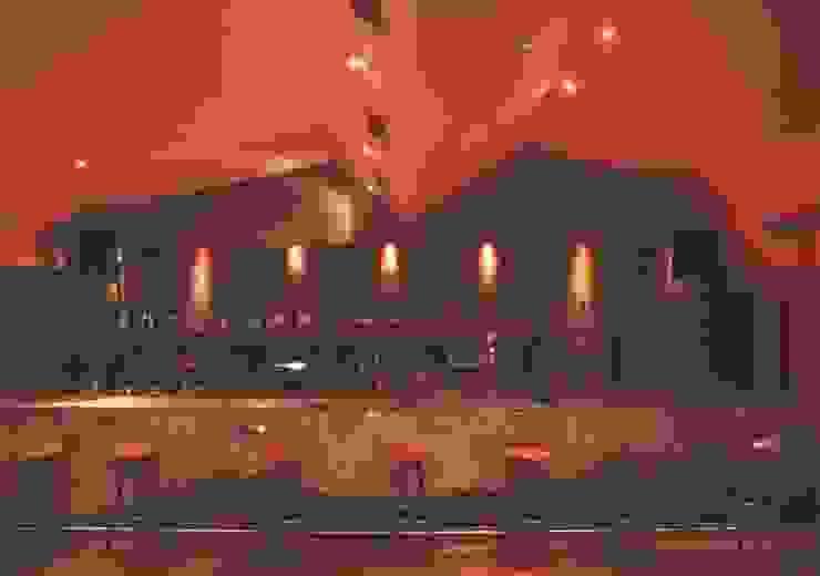 Bar Capitulo IV por Atelier Ana Leonor Rocha Moderno