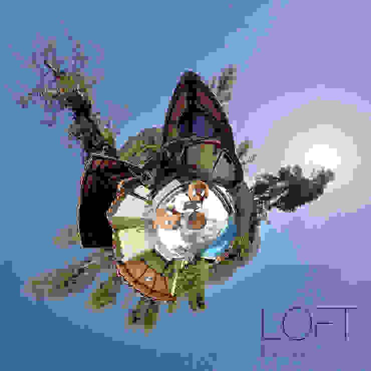 Catalejo Estudio de Loft estudio C.A.