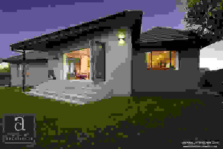 House Borstlap by Coetzee Alberts Architects