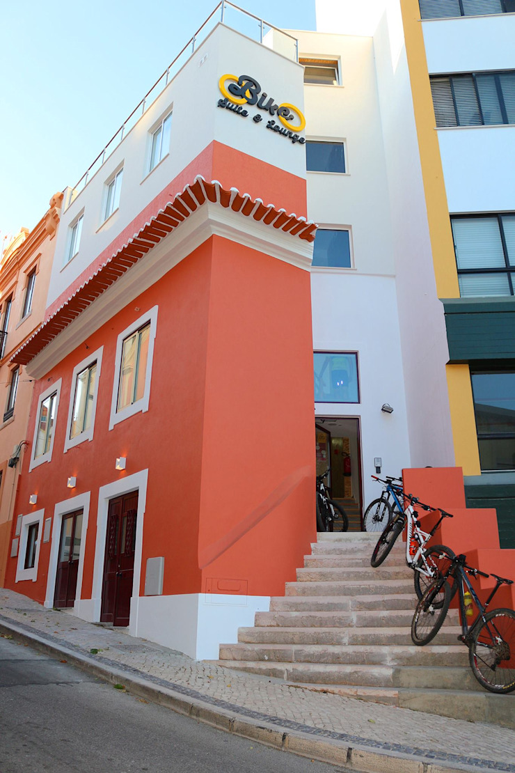 Hostel Bike Suite & Lounge por Escala Absoluta