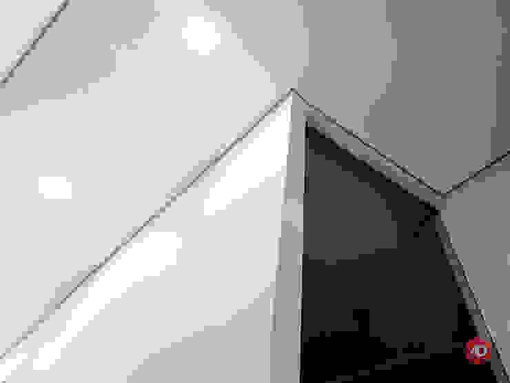 Circulação ARCHDESIGN LX Clínicas minimalistas MDF Cinzento