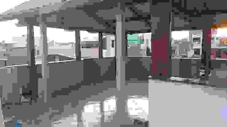 Terraza de Campiña Balcones y terrazas clásicos de Arkimel Clásico