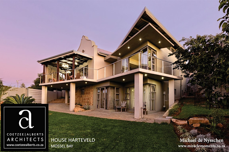 House Harteveld by Coetzee Alberts Architects