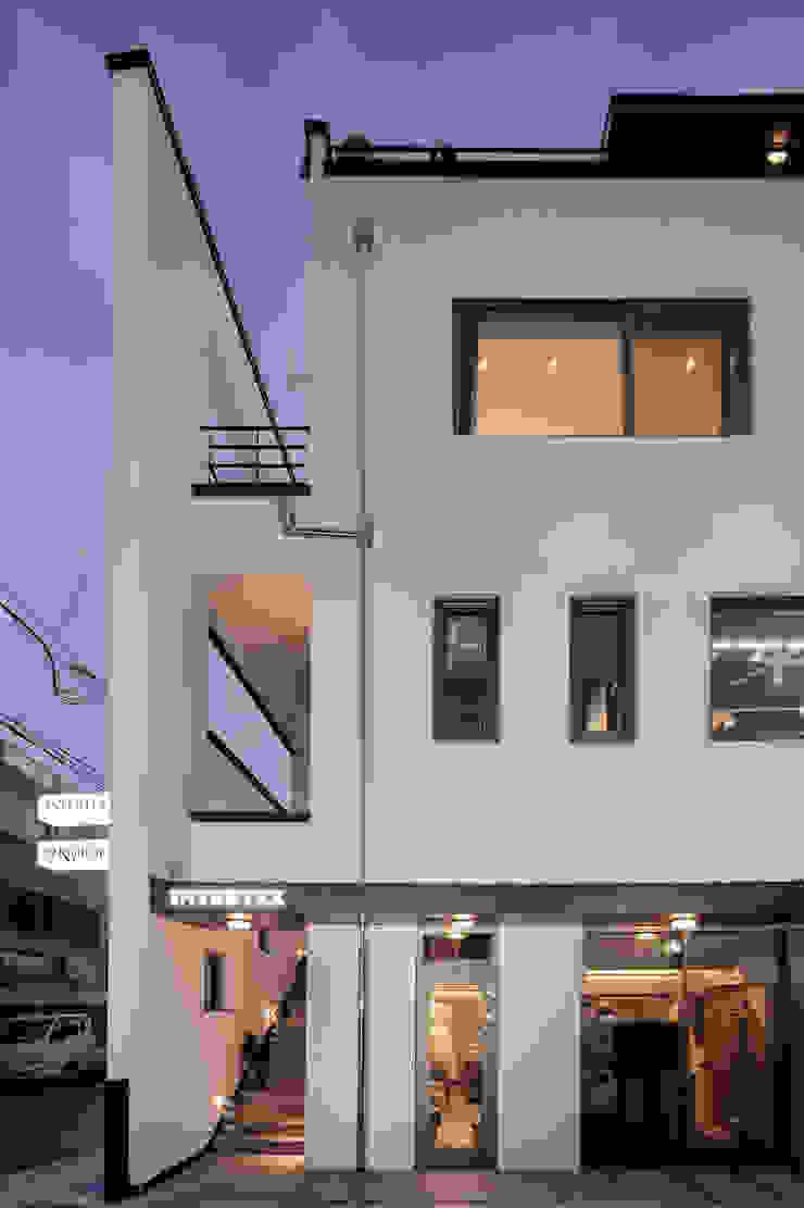 인터텍스빌딩 by DA건축사사무소(Architects DA)