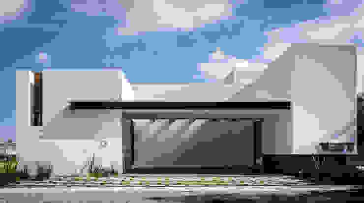 CASA AGR Casas modernas de homify Moderno