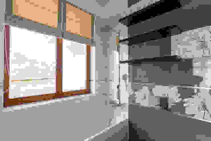 Bellarte interior studio 浴室 Brown