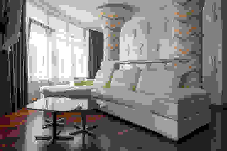 Bellarte interior studio 客廳 White