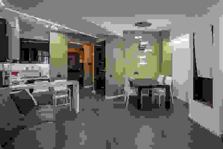 Salon minimaliste par Bellarte interior studio Minimaliste