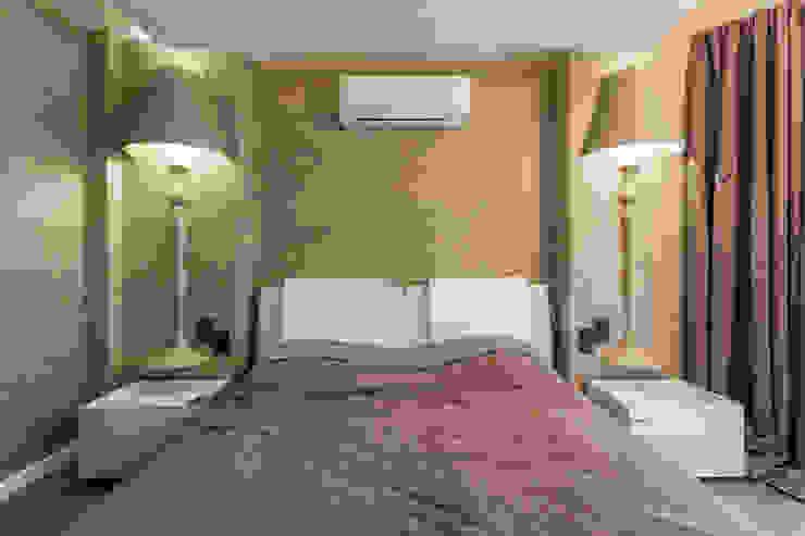 Chambre minimaliste par Bellarte interior studio Minimaliste