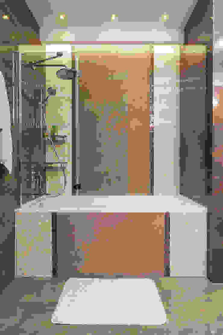 Salle de bain minimaliste par Bellarte interior studio Minimaliste