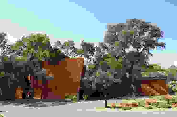 Boshuis, Free State, Bloemfontein Minimalist house by Sm!t Architects Minimalist