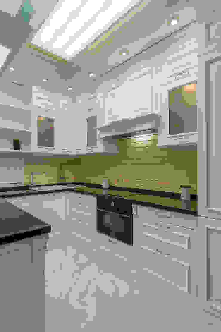 Bellarte interior studio Kitchen White