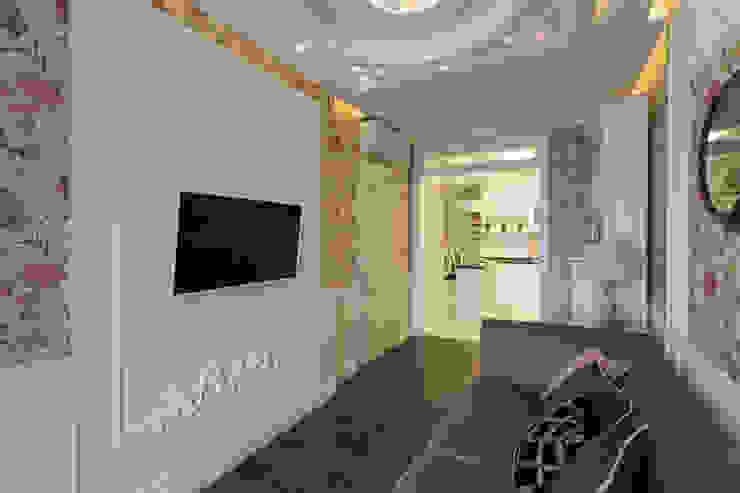 Bellarte interior studio Living room White