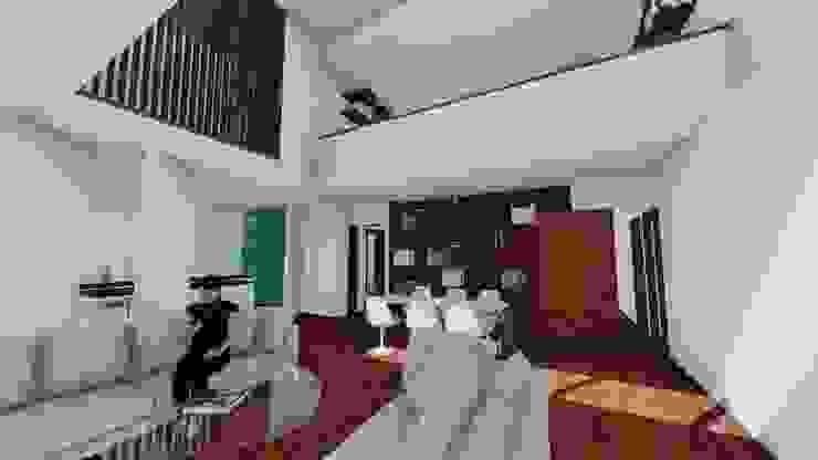 ESTUDIOMORENATE Living room