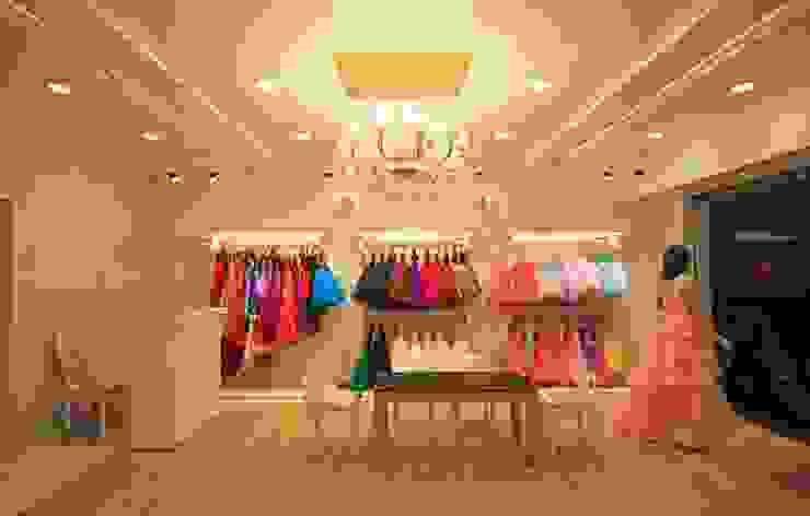 The Fair Lady Designer Boutique by Design Quest Architects Classic