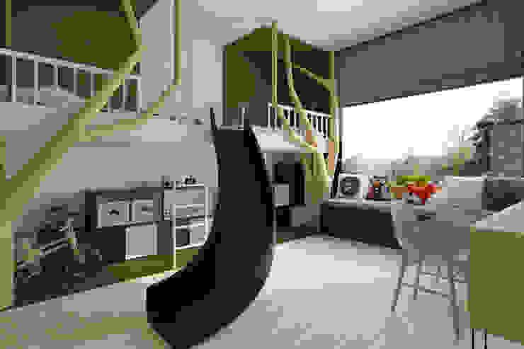 Modern nursery/kids room by INSIDEarch Modern