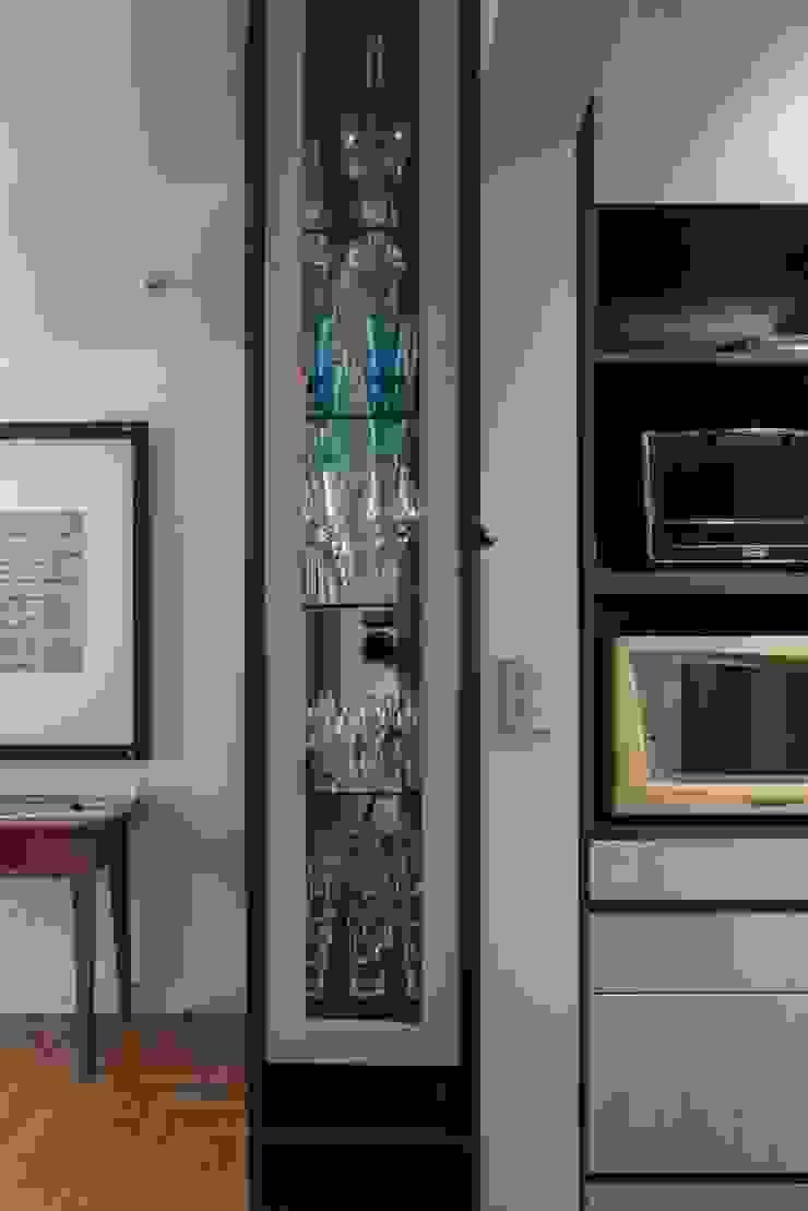 MCC | Projeto de Interiores por Kali Arquitetura Moderno