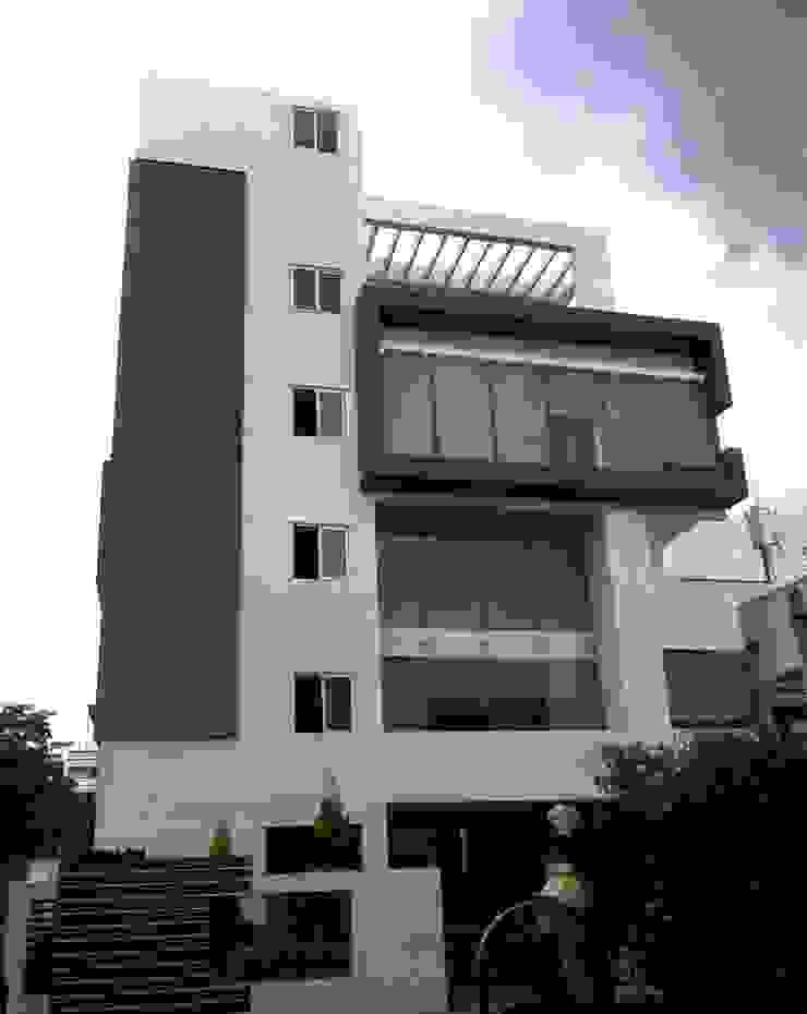 Edificios de oficinas de estilo minimalista de Design Quest Architects Minimalista