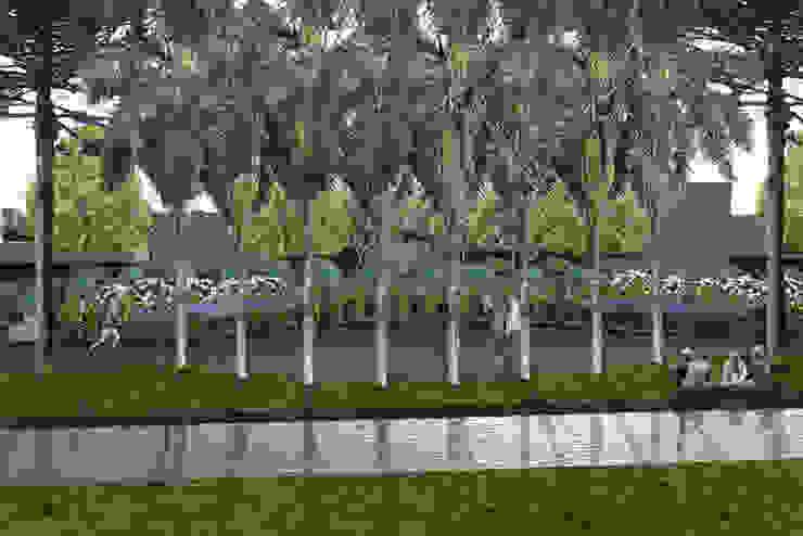 canteros y agua Jardines clásicos de BAIRES GREEN Clásico