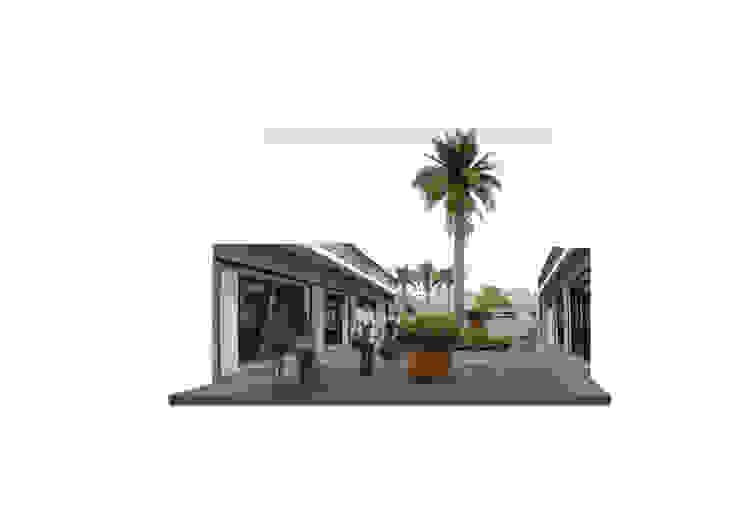 centro comercial Casas clásicas de BAIRES GREEN Clásico