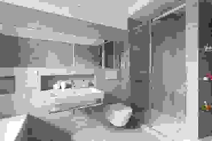 Moderne Badezimmer von Luigi Brenna Architetto Modern